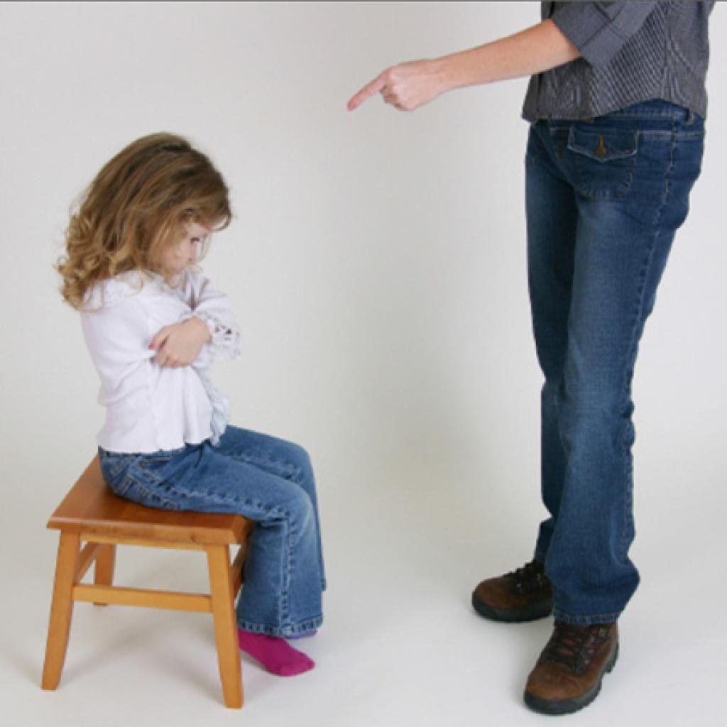 corporal punishment on children an ineffective way of correcting misbehavior