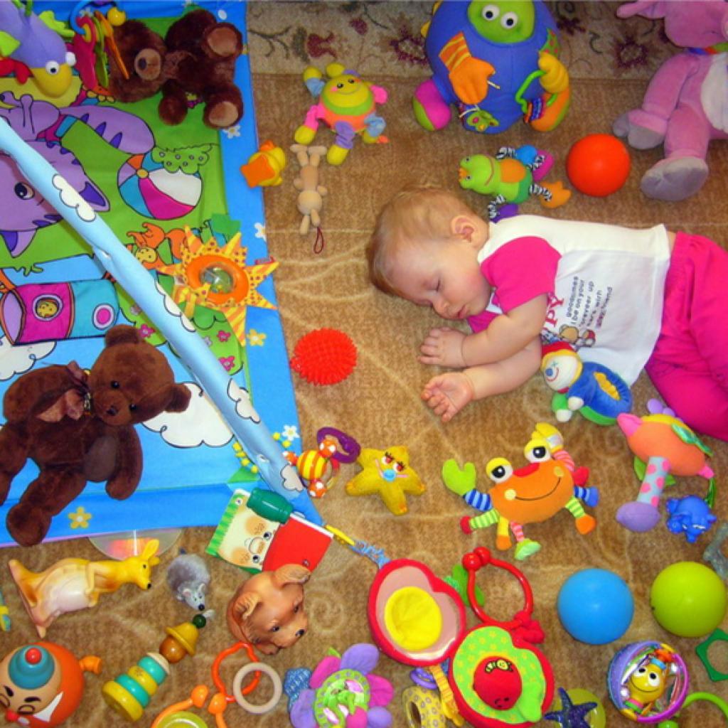 Какие игрушки нужны ребенку в 1.5 года фото
